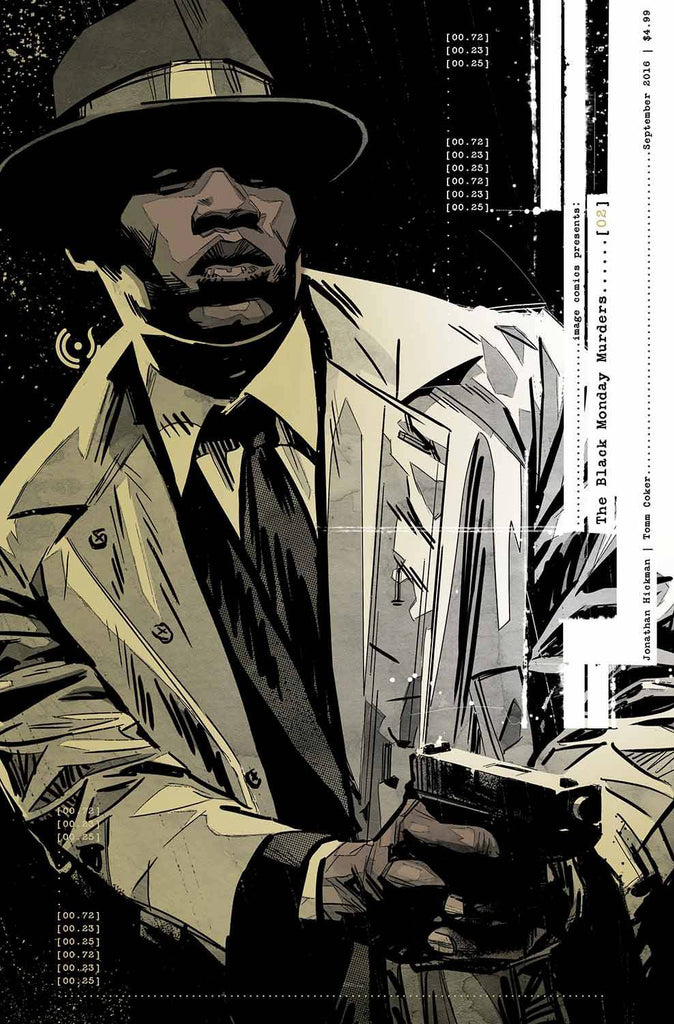 BLACK MONDAY MURDERS #2 (MR) COVER