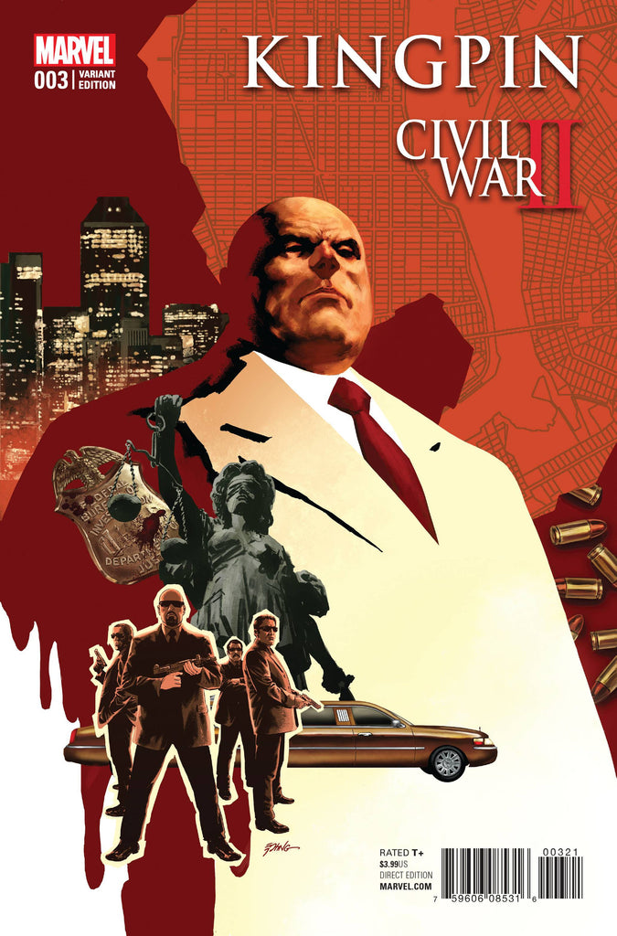 CIVIL WAR II KINGPIN #3 (OF 4) EPTING VAR COVER