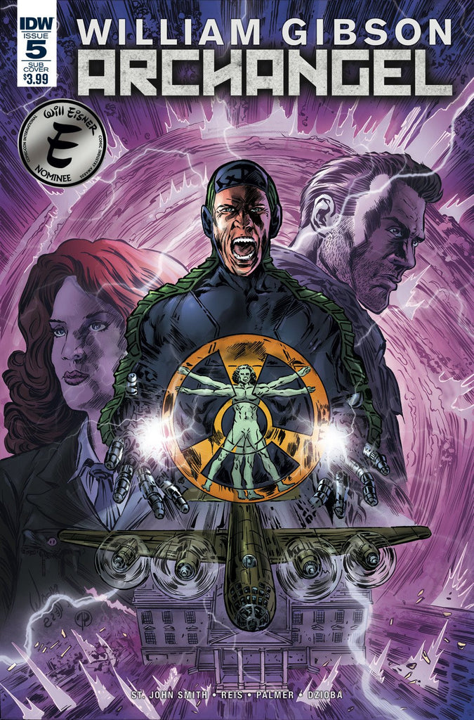 ARCHANGEL #5 (OF 5) SUBSCRIPTION VAR B COVER