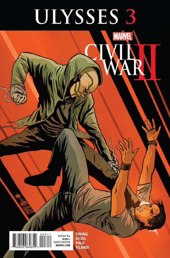 CIVIL WAR II ULYSSES #3 (OF 3) COVER