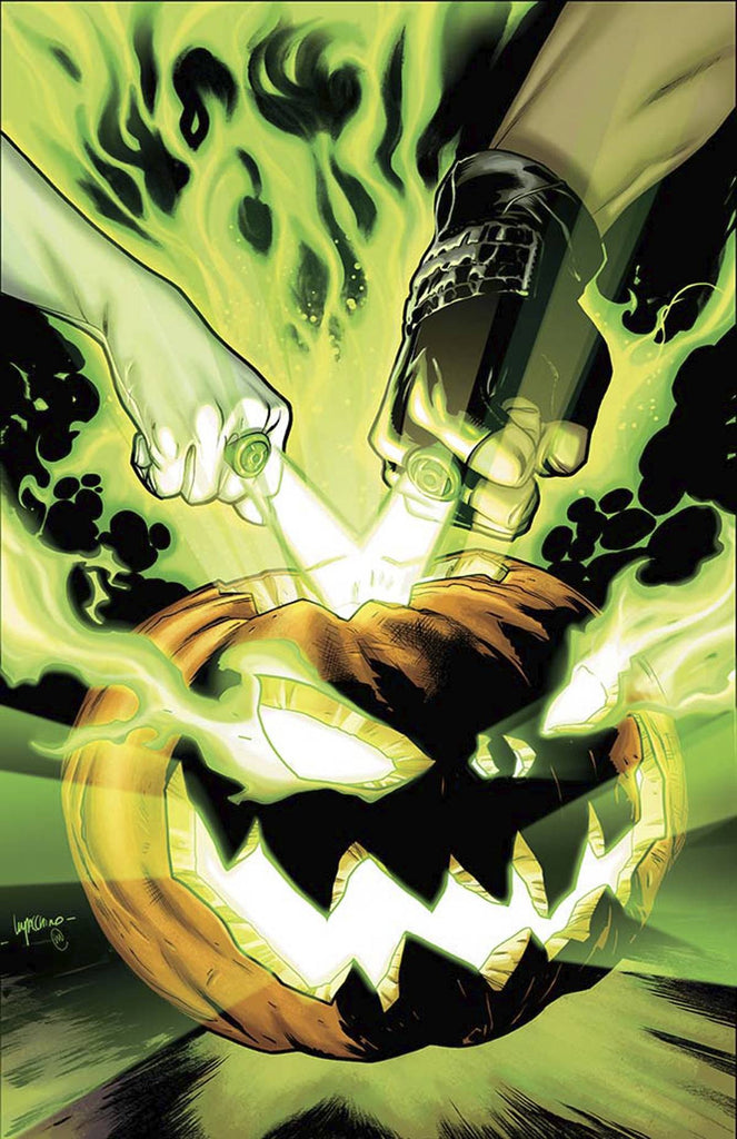 GREEN LANTERNS #8 VAR ED COVER