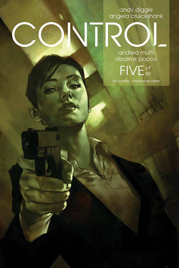CONTROL #5 (OF 6) (MR) COVER