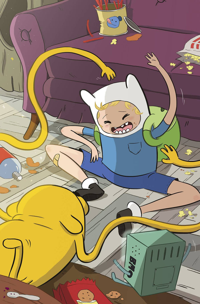 ADVENTURE TIME #57  COVER