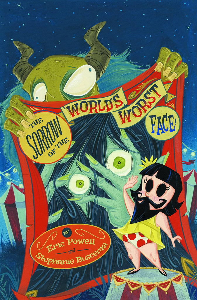 CHIMICHANGA SORROW OF WORLDS WORST FACE #1 (OF 4) COVER