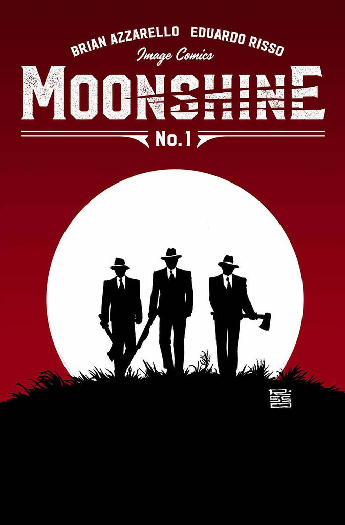MOONSHINE #1 CVR A RISSO (MR) COVER