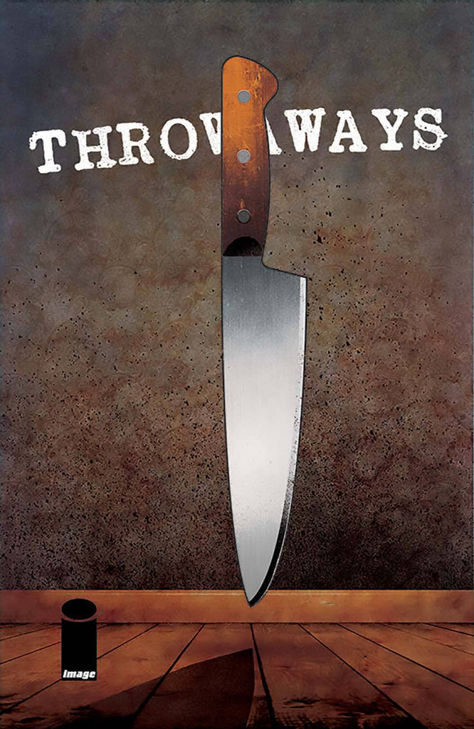 THROWAWAYS #4 (MR) COVER