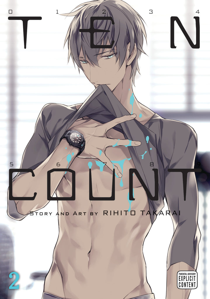 TEN COUNT GN VOL 02 (MR) COVER