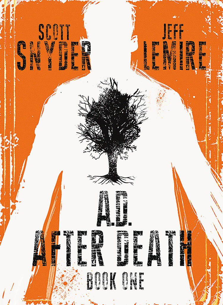 AD AFTER DEATH BOOK 01 (OF 3) COVER