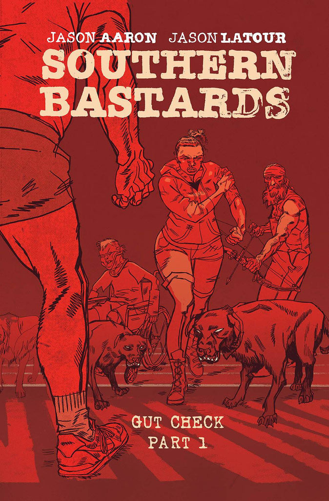SOUTHERN BASTARDS #15 COVER A LATOUR (MR) COVER
