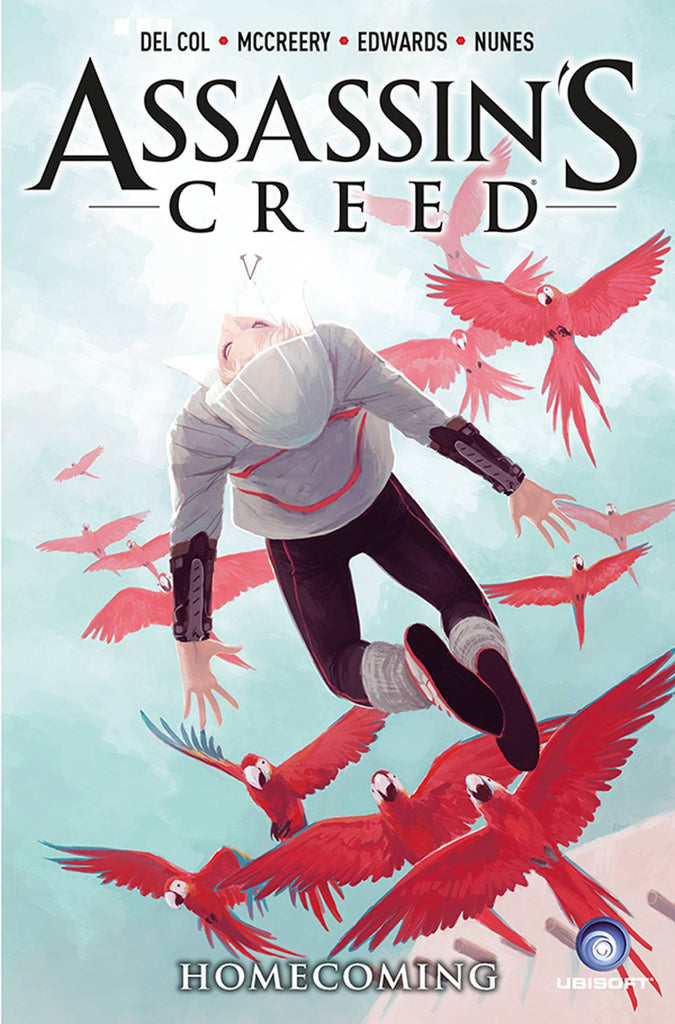 ASSASSINS CREED TP VOL 03 HOMECOMING COVER