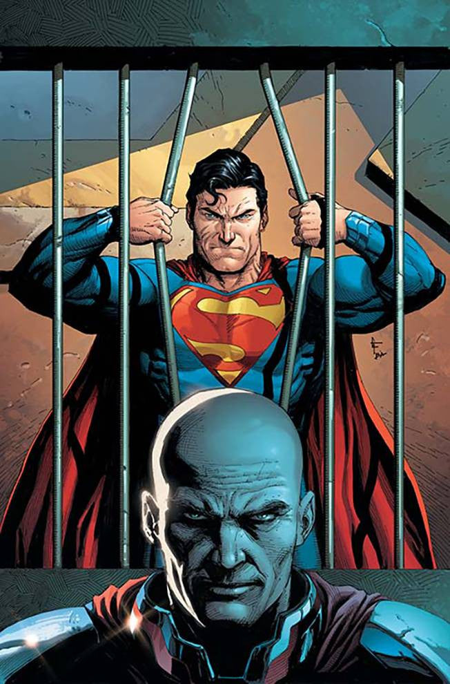ACTION COMICS #970 VAR ED COVER