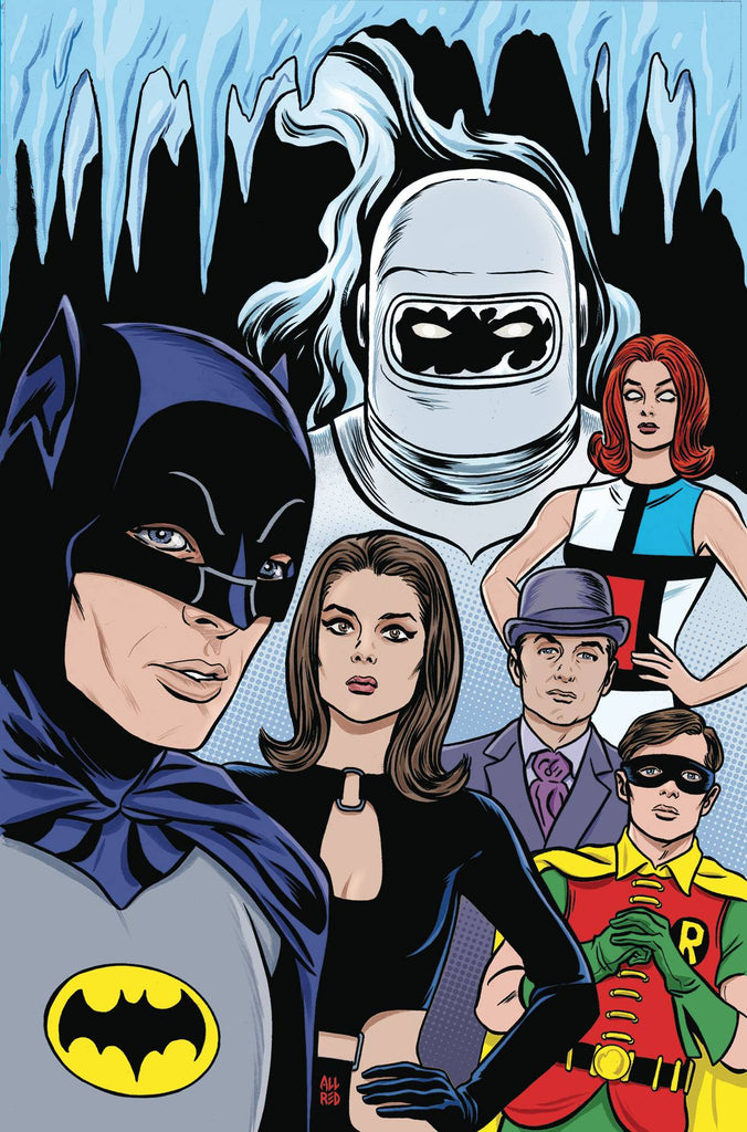 BATMAN 66 MEETS STEED AND MRS PEEL #6 (OF 6) COVER
