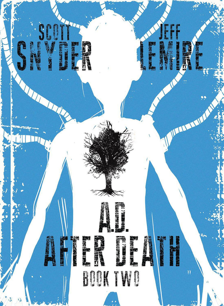 AD AFTER DEATH BOOK 02 (OF 3) COVER