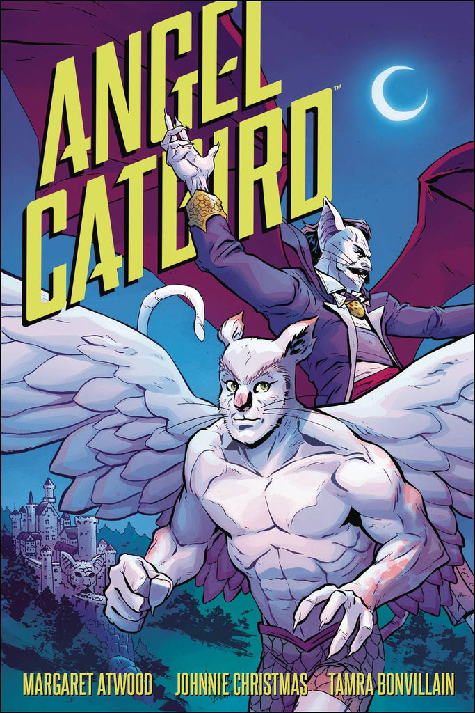 ANGEL CATBIRD HC VOL 02 CASTLE CATULA COVER