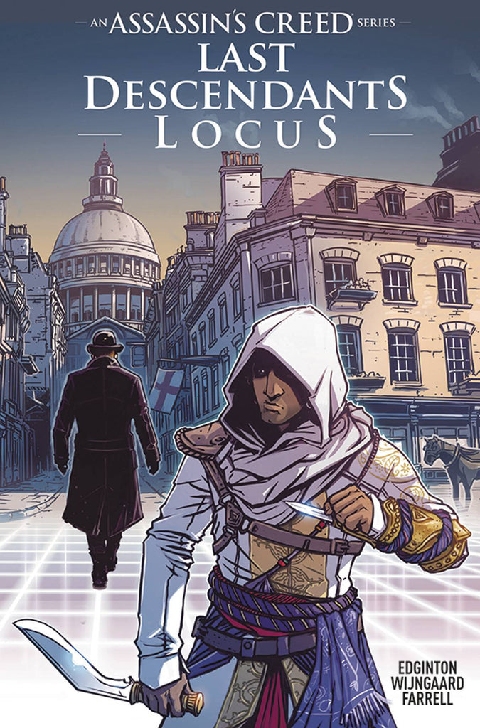 ASSASSINS CREED LOCUS TP COVER