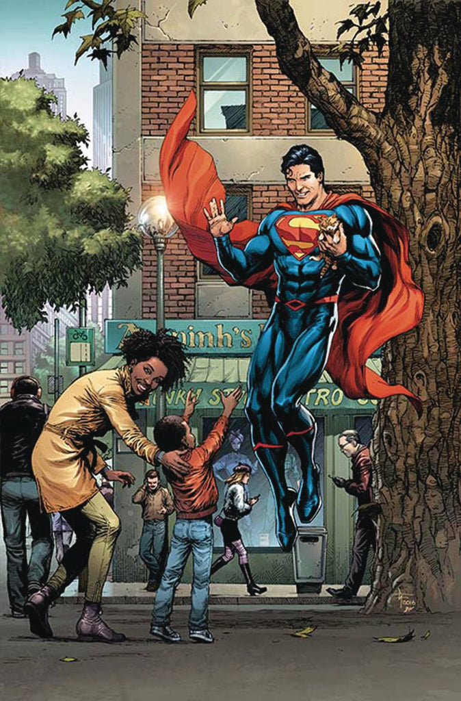 ACTION COMICS #972 VAR ED COVER