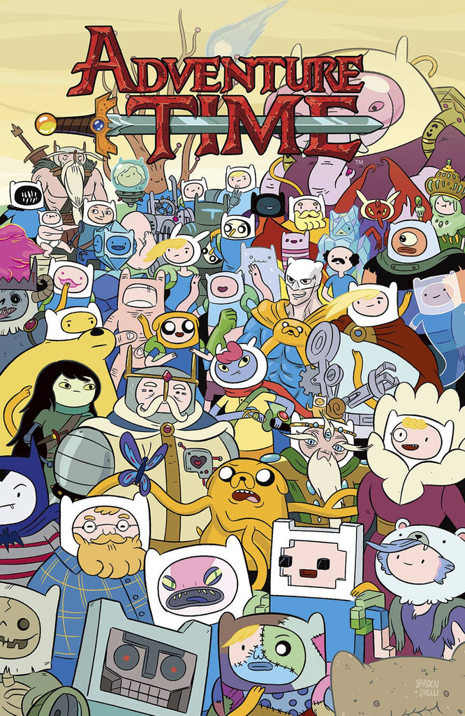ADVENTURE TIME TP VOL 11 COVER