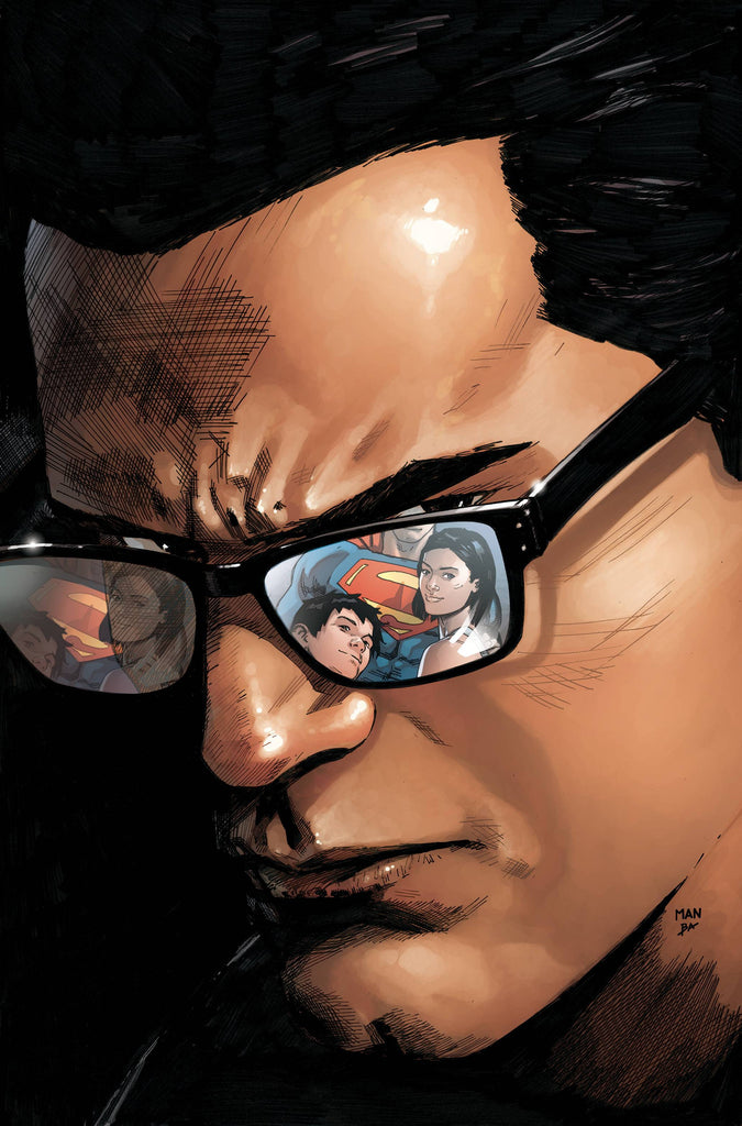 ACTION COMICS #973 COVER
