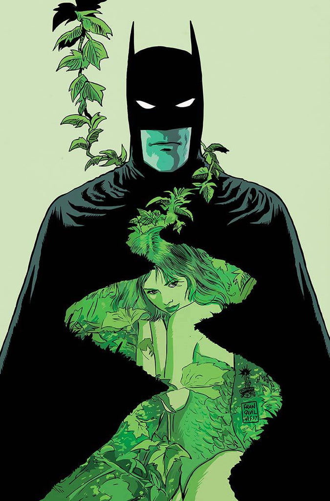 ALL STAR BATMAN #7 FRANCAVILLA VAR ED COVER