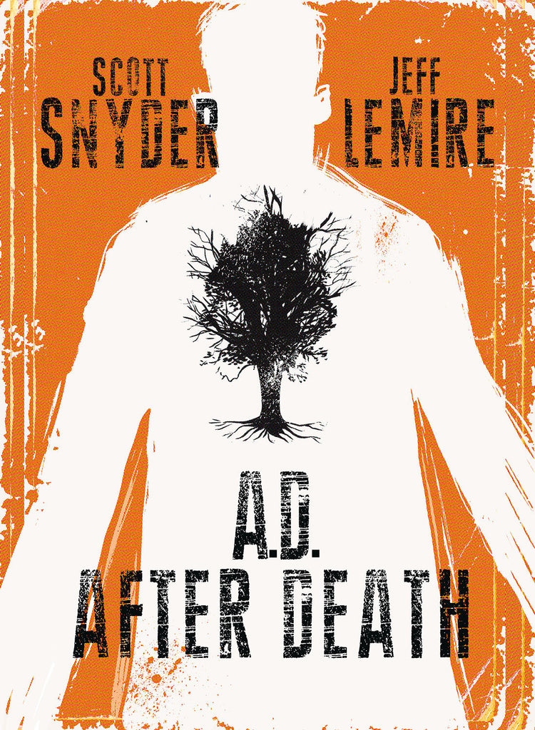 AD AFTER DEATH HC COVER