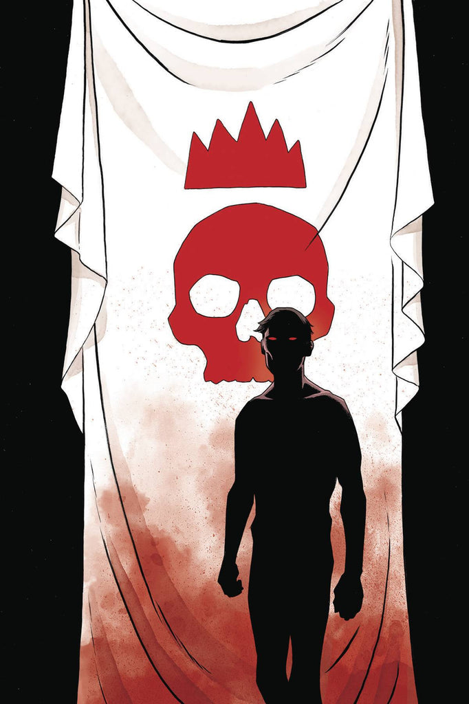 BALTIMORE THE RED KINGDOM #2 COVER