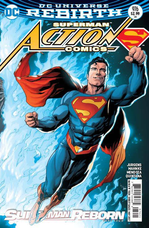 ACTION COMICS #976 VAR ED COVER