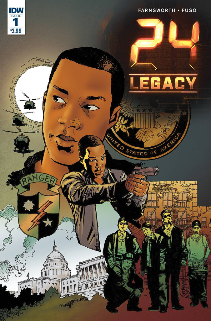 24 LEGACY RULES OF ENGAGEMENT#1 (OF 5) COVER