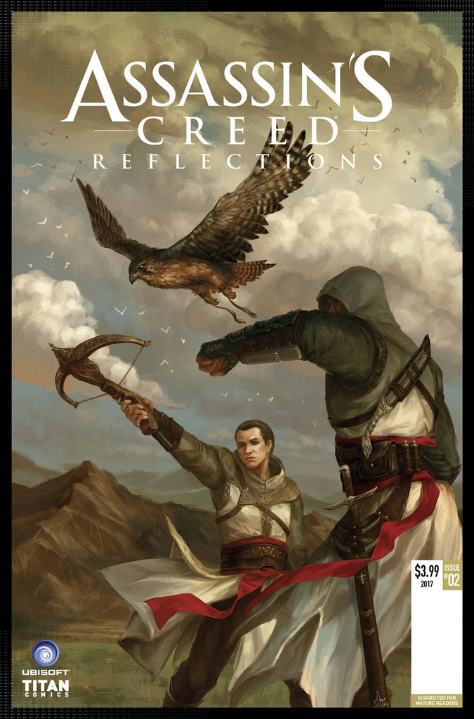 ASSASSINS CREED REFLECTIONS #2 (OF 4) CVR B ARRANZ (MR) COVER