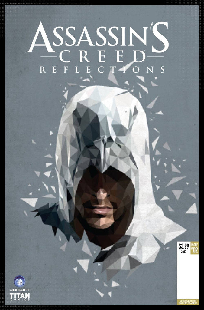 ASSASSINS CREED REFLECTIONS #2 (OF 4) CVR C SUNSETAGAIN (MR) COVER