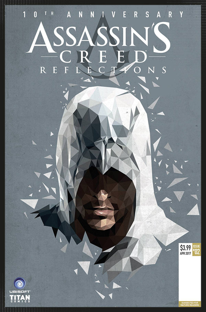ASSASSINS CREED REFLECTIONS #2 (OF 4) CVR D POLYGON (MR) COVER