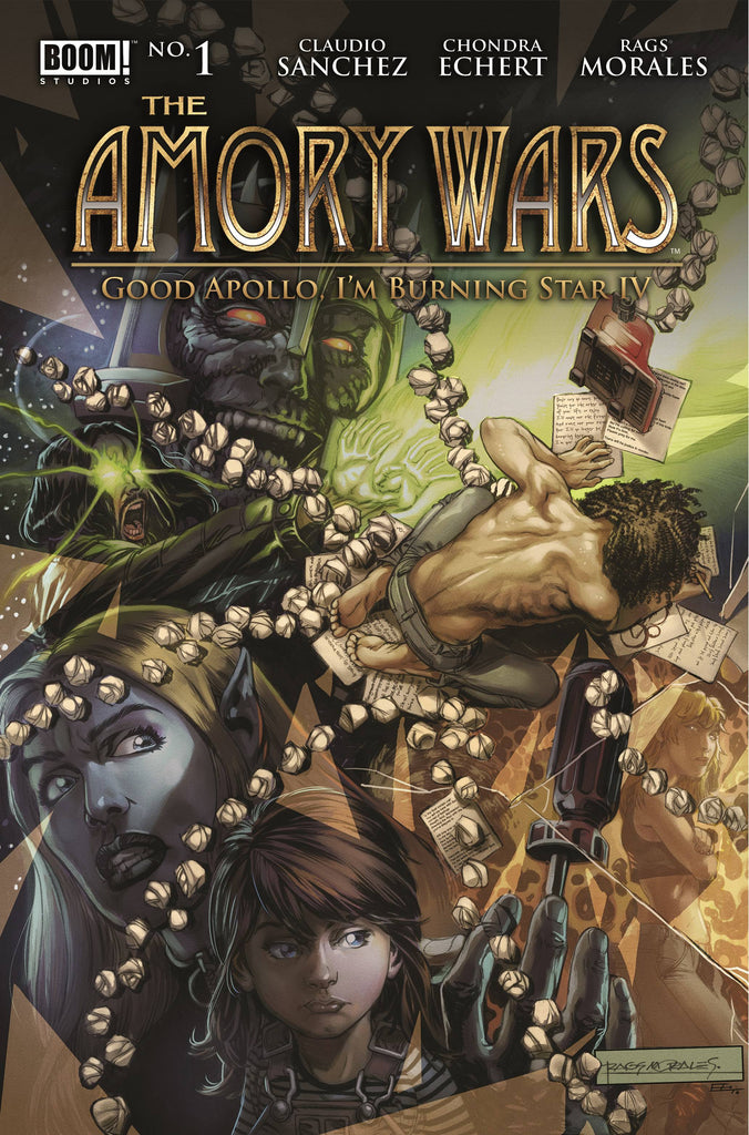 AMORY WARS GOOD APOLLO #1 (OF 12) (MR) COVER