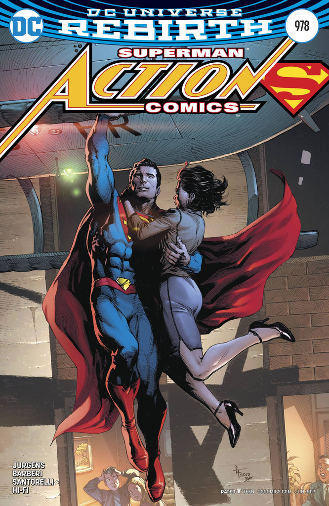 ACTION COMICS #978 VAR ED COVER