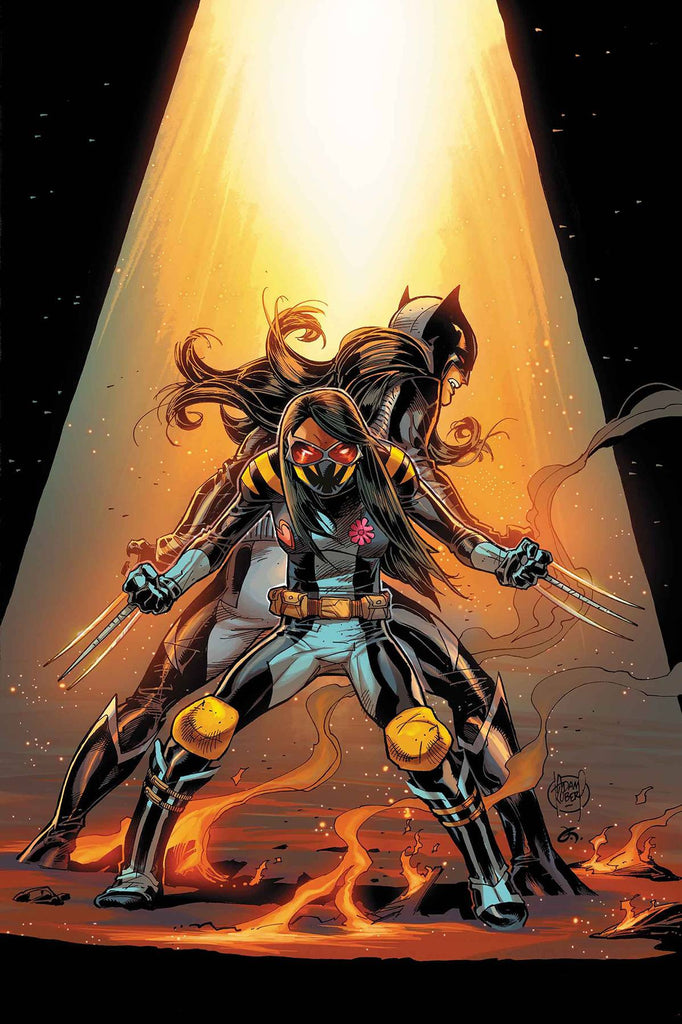 ALL NEW WOLVERINE #20 COVER