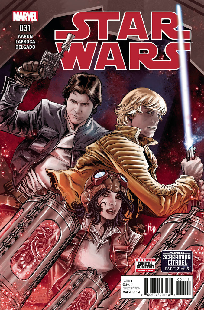 STAR WARS #31 COVER
