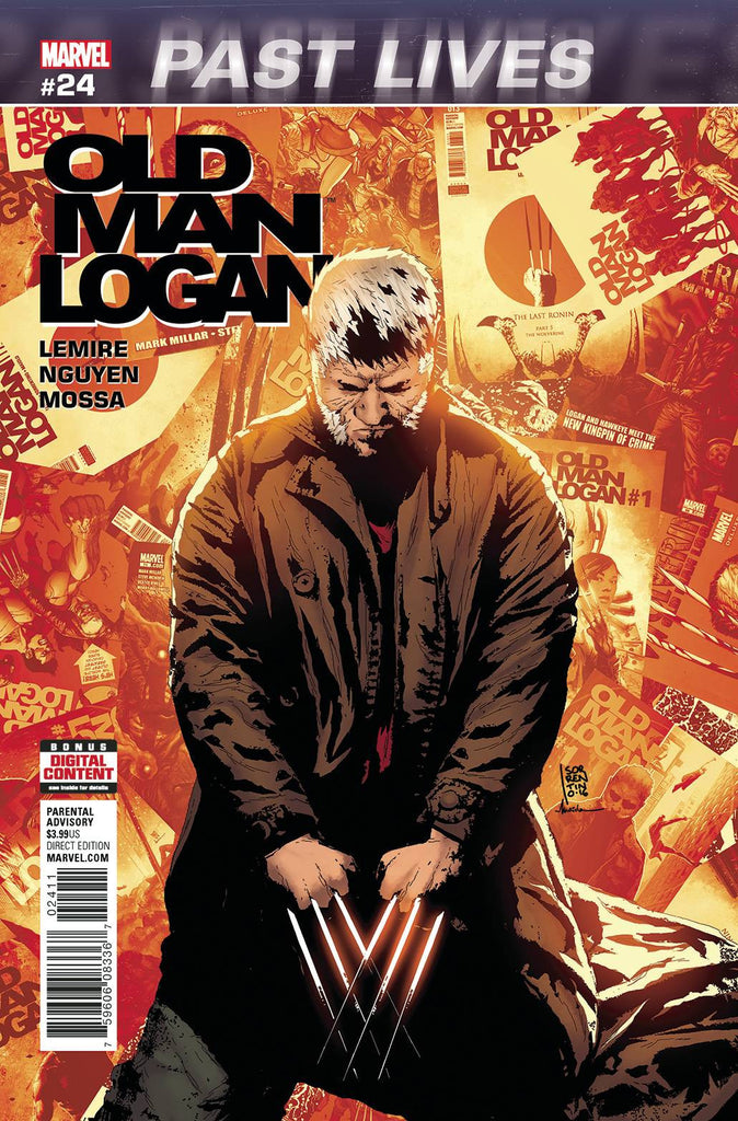 OLD MAN LOGAN #24 COVER