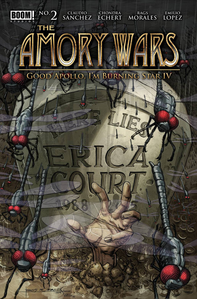 AMORY WARS GOOD APOLLO #2 (OF 12) (MR) COVER