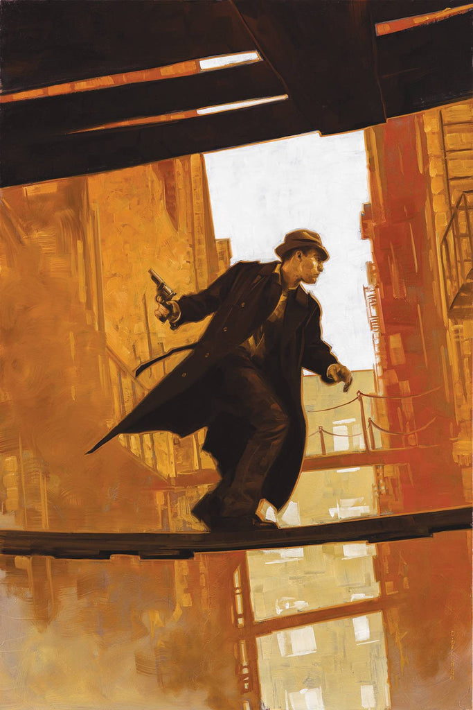 JOE GOLEM OCCULT DETECTIVE OUTER DARK #1 COVER