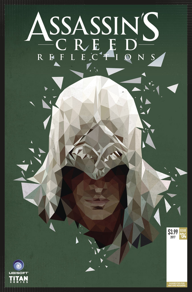 ASSASSINS CREED REFLECTIONS #4 (OF 4) CVR C POLYGON (MR) COVER