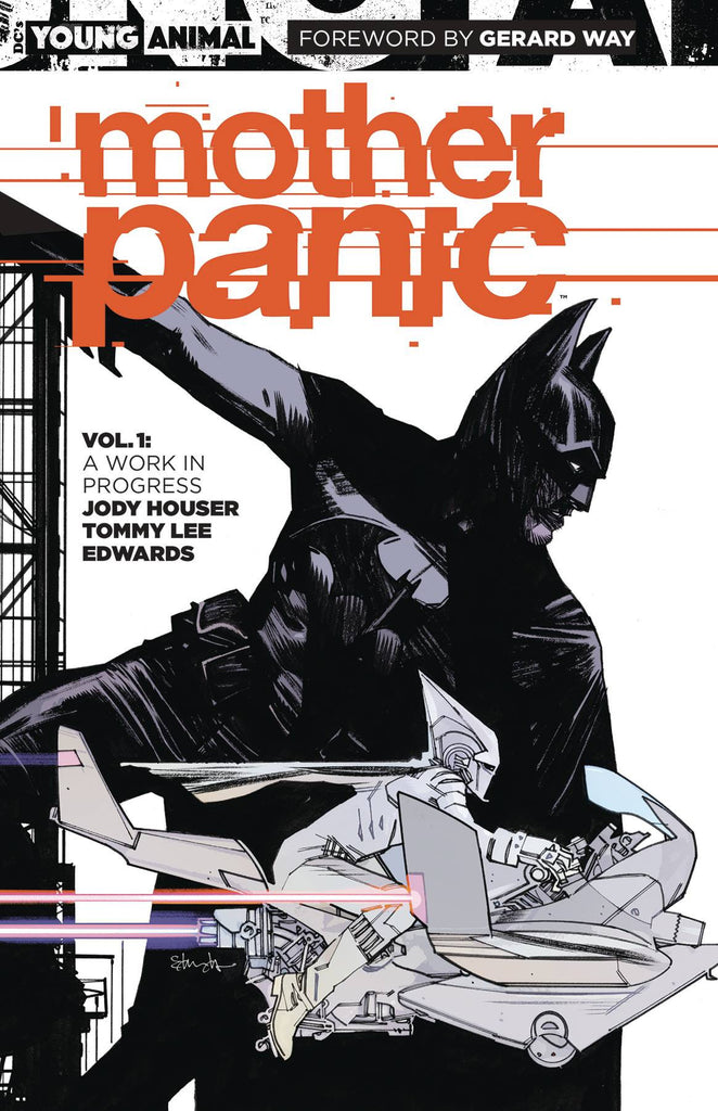 MOTHER PANIC TP VOL 01 WORK IN PROGRESS (MR) COVER