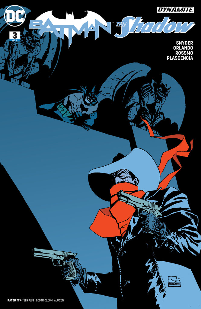 BATMAN THE SHADOW #3 (OF 6) RISSO VAR ED COVER
