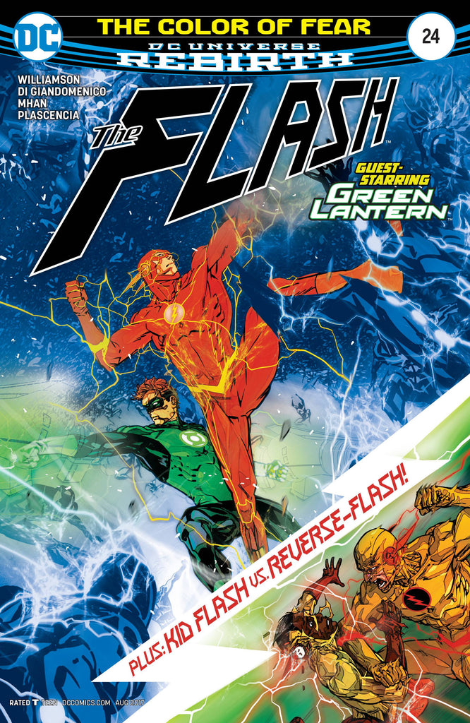 FLASH #24 COVER