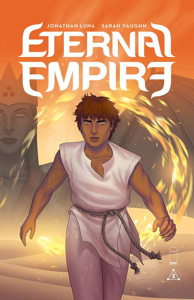 ETERNAL EMPIRE #2 COVER