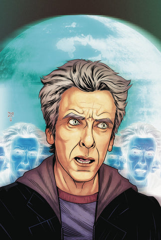 DOCTOR WHO 12TH YEAR THREE #6 CVR A SHEDD COVER