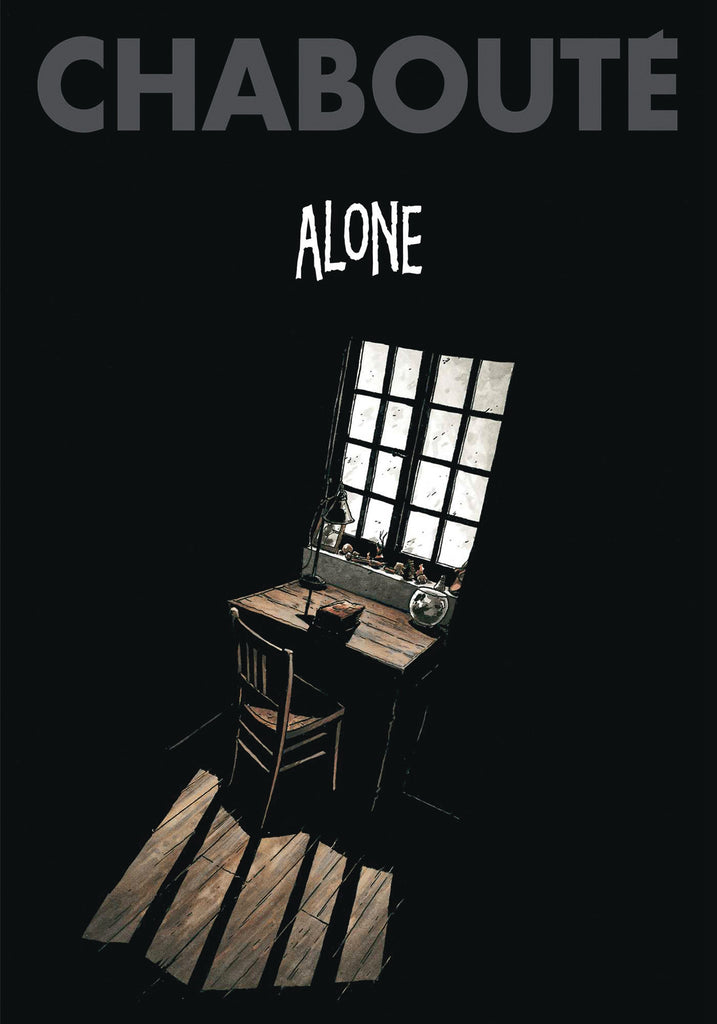 ALONE (G13) GN COVER