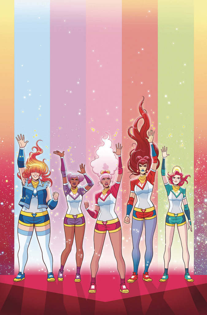 ZODIAC STARFORCE CRIES OF FIRE PRINCE #1 COVER