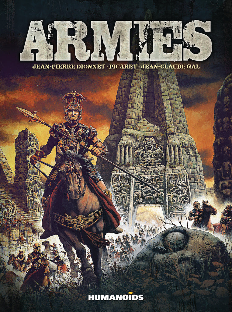 ARMIES GN (MR) COVER