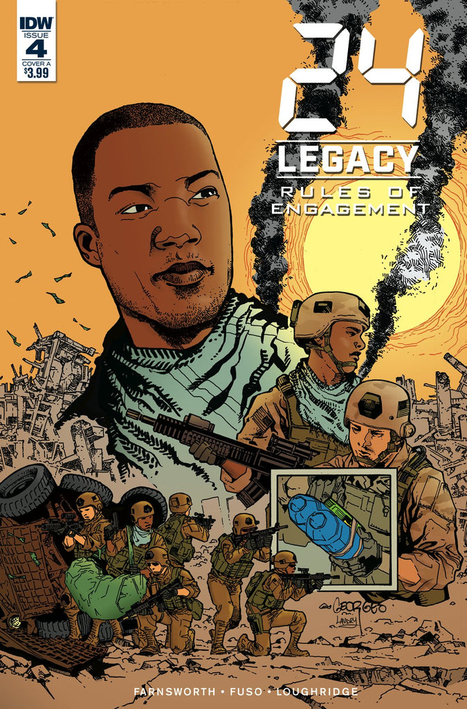 24 LEGACY RULES OF ENGAGEMENT #4 (OF 5) CVR A JEANTY COVER