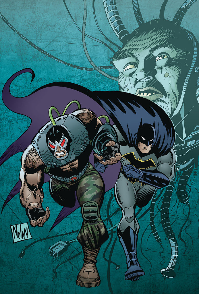 BANE CONQUEST #3 (OF 12) COVER