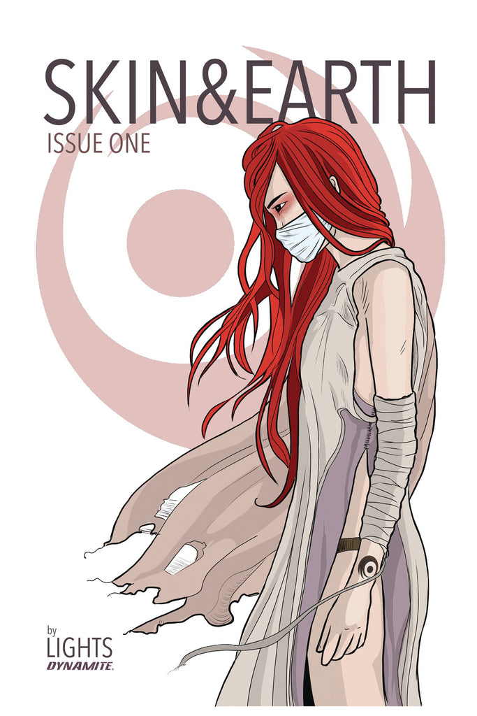 SKIN & EARTH #1 (OF 6) CVR A PROFILE COVER
