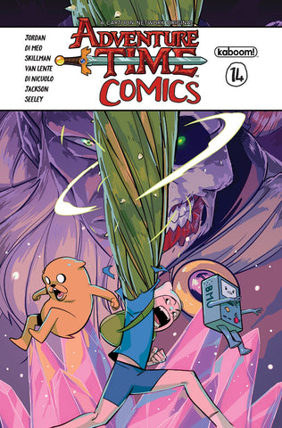 ADVENTURE TIME COMICS #14 COVER